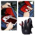 aoking backpack sn67662 2 navy extra photo 1