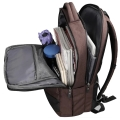 aoking backpack sn67990 brown extra photo 1