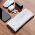 baseus folding series 13 laptop sleeve creamy white extra photo 7