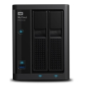 western digital wdbbcl0040jbk my cloud pro series pr2100 4tb nas gigabit ethernet x2 extra photo 1