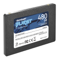 ssd patriot pbu480gs25ssdr burst 480gb 25 sata 3 extra photo 2