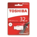 toshiba transmemory u303 32gb usb 30 flash drive white extra photo 1
