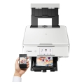 polymixanima canon pixma ts8151 wifi white extra photo 2