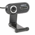 omega hi fi headset webcam ouwh195hd c 195 13mpix 5p lens hd 720p extra photo 1