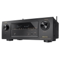 denon avr x2400h black extra photo 2