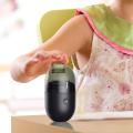 baseus c2 desktop capsule vacuum cleaner black extra photo 2