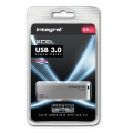 integral infd64gbxce30 xcel 30 64gb usb 30 flash drive extra photo 1