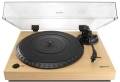 lenco l 91 wooden turntable with usb connection extra photo 1
