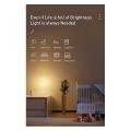 baseus dual intelligent induction night light led motion sensor 3000k 6000k warm light extra photo 4
