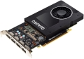 vga pny nvidia quadro p2000 5gb gddr5 pci e retail extra photo 1