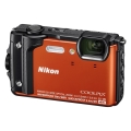 nikon coolpix w300 orange extra photo 2