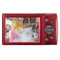canon ixus 185 red essential kit extra photo 2