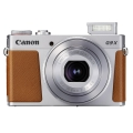canon powershot g9x mark ii silver extra photo 1