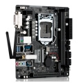 mitriki asrock h310m itx ac retail extra photo 1