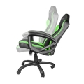 genesis nfg 0906 nitro 330 gaming chair black green extra photo 1