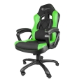genesis nfg 0906 nitro 330 gaming chair black green extra photo 3