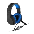 genesis nsg 0901 argon 200 stereo gaming headset blue extra photo 1