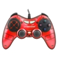 esperanza egg105r fighter vibration gamepad for pc red extra photo 1
