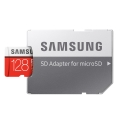 samsung mb mc128ga eu evo plus 128gb micro sdxc u3 class 10 adapter extra photo 1