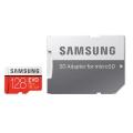 samsung mb mc128ga eu evo plus 128gb micro sdxc u3 class 10 adapter extra photo 2
