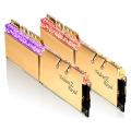 ram gskill f4 4266c17d 32gtrgb 32gb 2x16gb ddr4 4266mhz trident z royal gold rgb dual kit extra photo 2