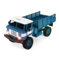 rc russian military truck 1 16 wpl b24r 4x4 blue extra photo 1
