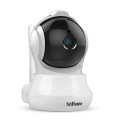 srihome sh020 wireless ip camera 1296p pan tilt night vision extra photo 4