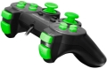 esperanza egg106g corsair vibration gamepad for pc ps2 ps3 black green extra photo 1