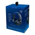 razer kraken x ps4 analog gaming headset black blue extra photo 3