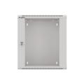 lanberg wall mounted rack 19 12u 570x450 demounted flat pack grey extra photo 1