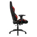 akracing core ex wide gaming chair black red extra photo 2