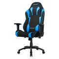 akracing core ex wide se gaming chair black blue extra photo 1