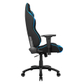 akracing core ex wide se gaming chair black blue extra photo 2