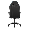 akracing core ex wide se gaming chair black blue extra photo 3