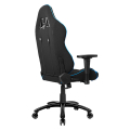 akracing core ex wide se gaming chair black blue extra photo 4