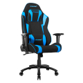 akracing core ex wide se gaming chair black blue extra photo 5