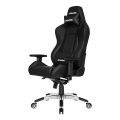 akracing premium gaming chair black extra photo 1