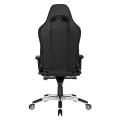 akracing premium gaming chair black extra photo 3