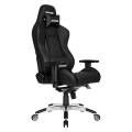 akracing premium gaming chair black extra photo 5
