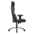 akracing obsidian office chair black carbon extra photo 2