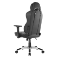 akracing obsidian office chair black carbon extra photo 4