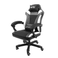 fury nff 1710 avenger m gaming chair black white extra photo 1