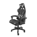 fury nff 1711 avenger l gaming chair black white extra photo 1