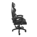 fury nff 1711 avenger l gaming chair black white extra photo 2