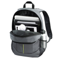 hama 185669 cape town 2 in 1 backpack for notebooks 156  tablets 11  extra photo 3
