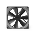 nzxt aer p140mm air pressure case psu fan extra photo 1