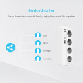 coolseer wifi power strip st03we 4 socket 4usb extra photo 5