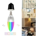 coolseer rgb wifi e14 smart bulb extra photo 3