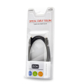 savio cls 10 optical cable toslink od 22mm 2m extra photo 1