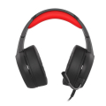 genesis nsg 1609 neon 200 rgb gaming headset black red extra photo 3